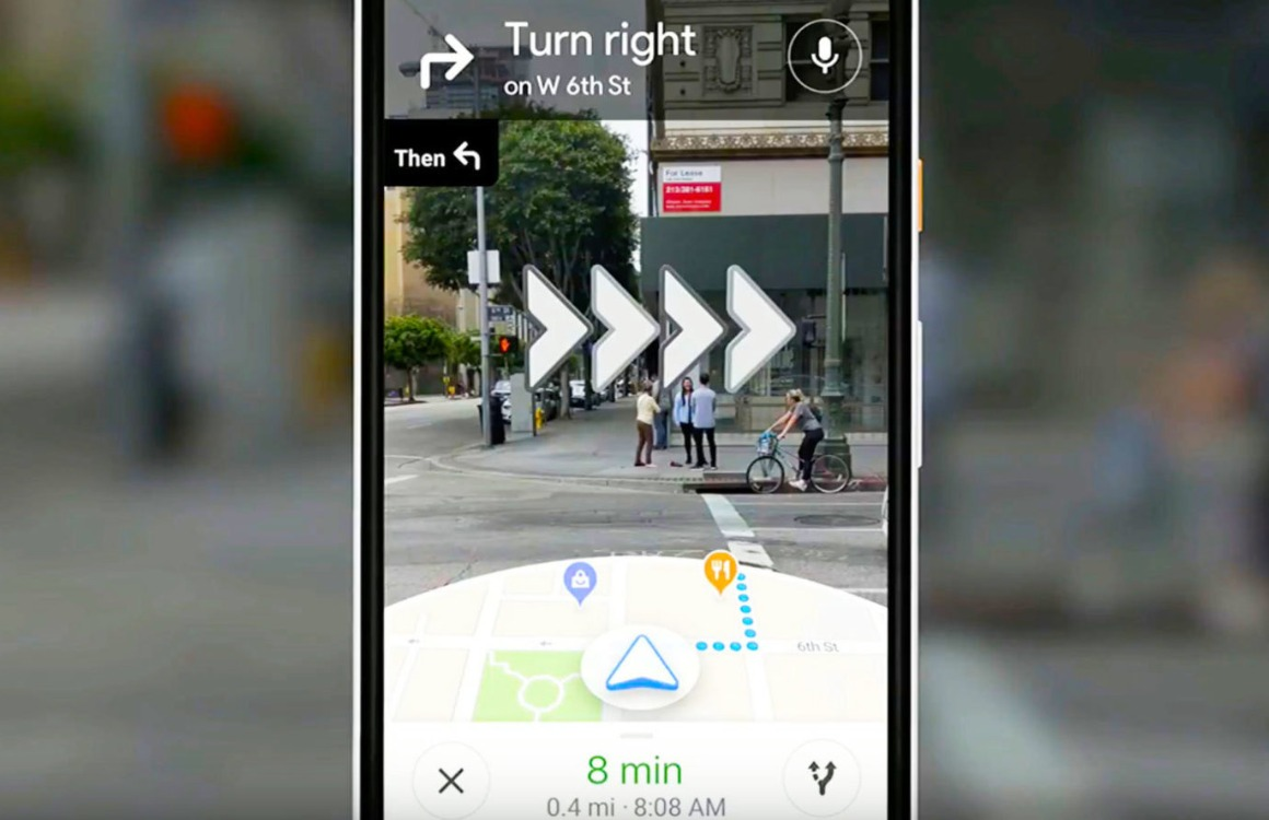 'Apple Kaarten krijgt AR-modus voor duidelijkere navigatie'