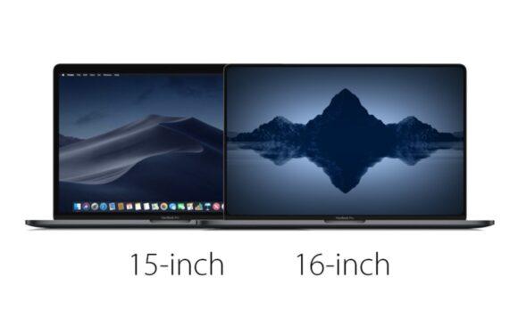 'Nieuwe 16 inch-MacBook Pro krijgt Intel i9-processor, vervangt 15 inch-model'