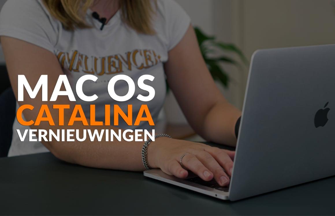 Video: de 6 beste macOS Catalina vernieuwingen voor je Mac
