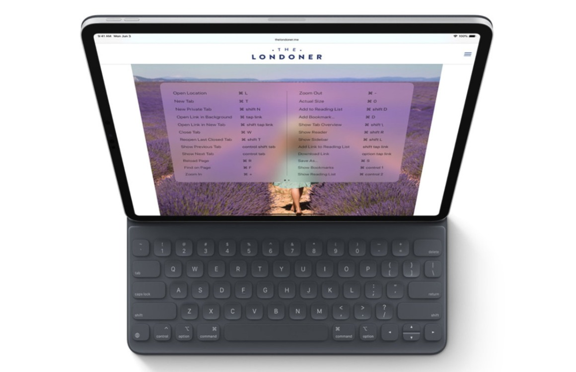 Safari in iOS 13 ipados13
