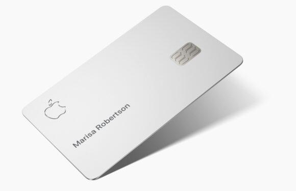 Apple Card Europa