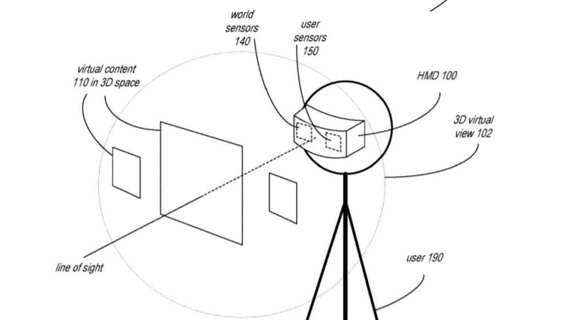 ar-bril herkent gezichtsuitdrukkingen patent