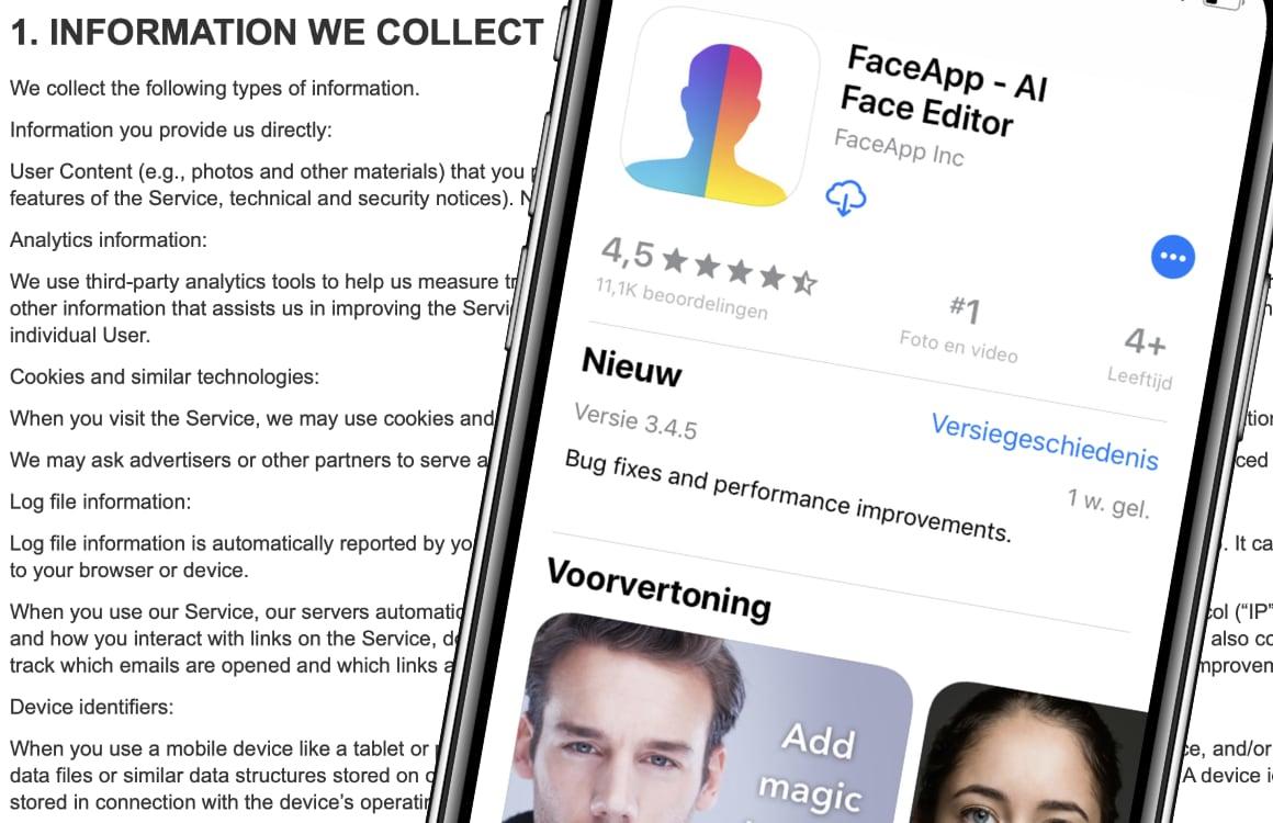 Opinie: Denk twee keer na voordat je FaceApp en andere filters gebruikt