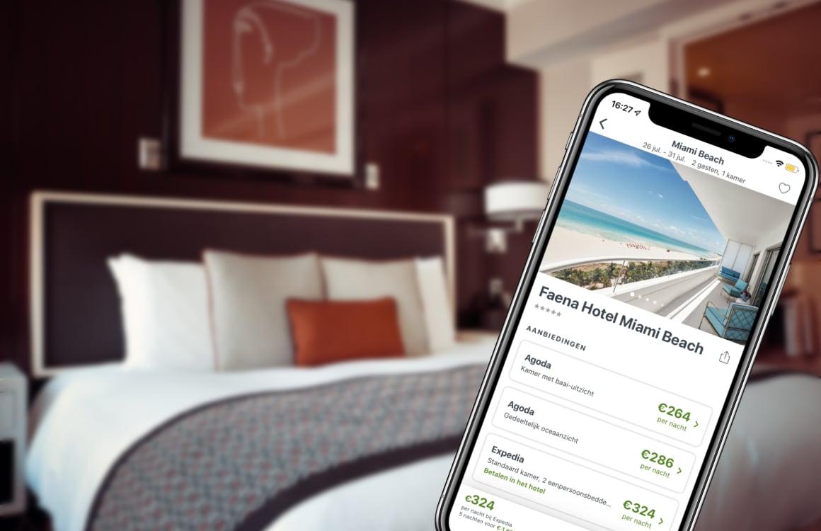 5 handige hotel-apps om overal ter wereld goed te slapen