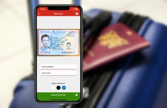 Met de KopieID-app maak je nu nog makkelijker een veilige paspoortkopie