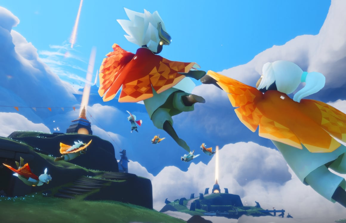 Sky: Children of the Light review: samen reizen is mooier
