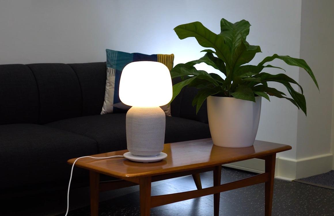 IKEA Symfonisk review: speaker en lamp in één, daar zit muziek in
