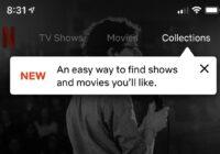 Netflix test 'Collecties': door mensen gecureerde toplijsten