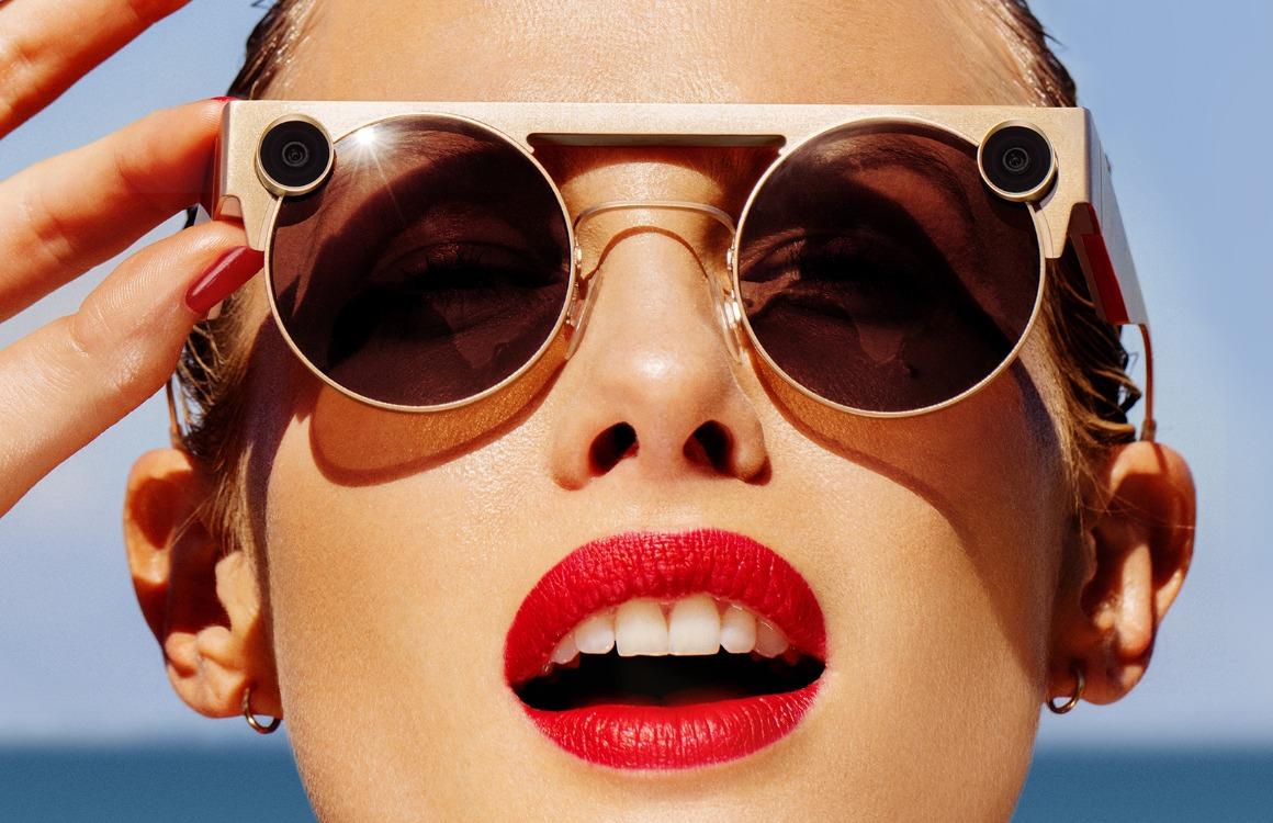 Dit is de nieuwe Snapchat-bril met 3D-camera's