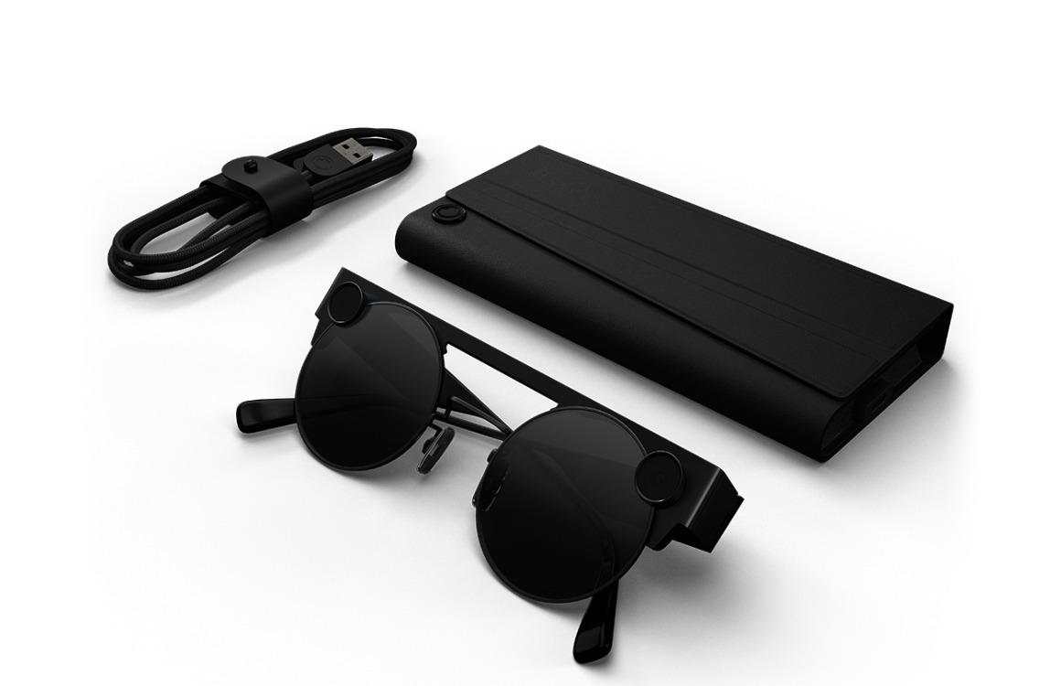 Spectacles 3 zwart