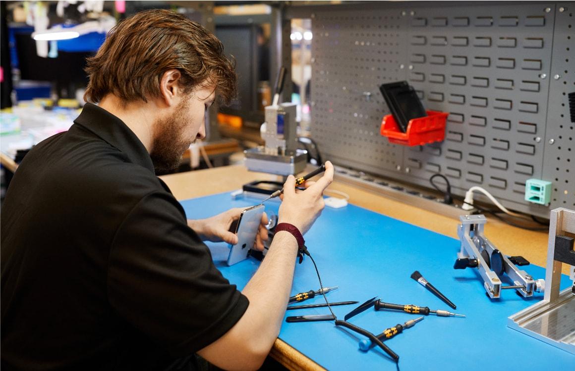 Apple onder vuur vanwege contract dat onafhankelijke reparateurs moeten tekenen