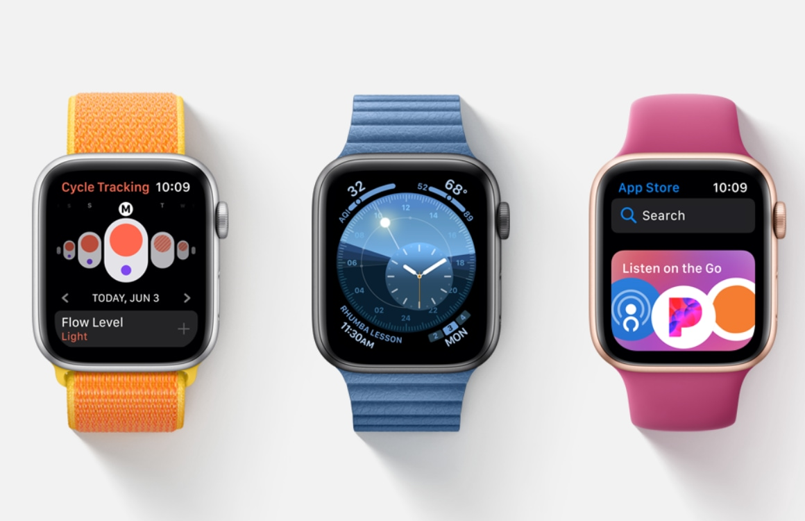 Gerucht: Apple komt later dit jaar met Watch Series 5