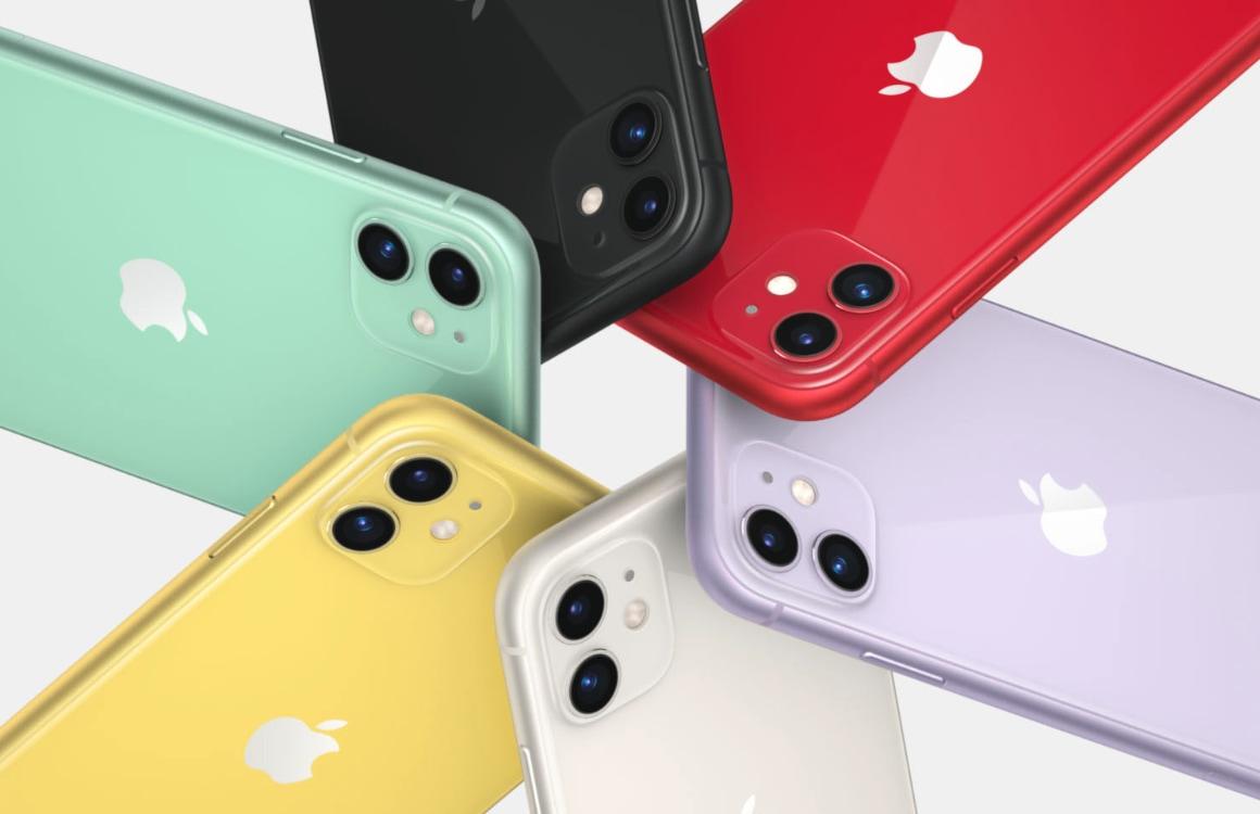 Goedkoopste iPhone 11 abonnement van het moment: bespaar 171 euro