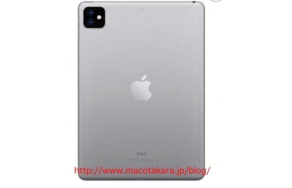 'Zo ziet de nieuwe iPad Pro met driedubbele camera eruit'