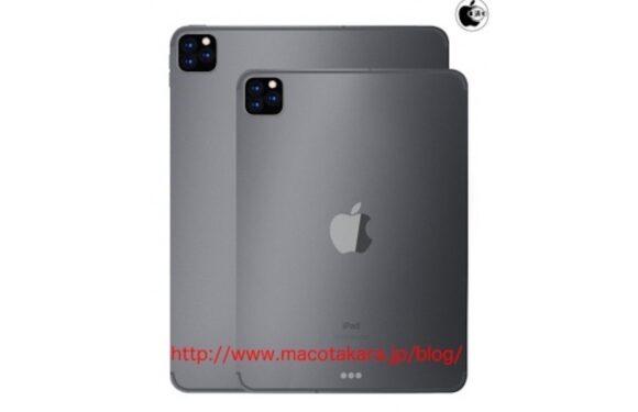 Gerucht: Nieuwe iPad Pro krijgt net als iPhone 11 driedubbele camera