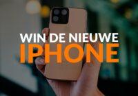 iPhoned geeft de nieuwe iPhone weg! Zo maak je kans op de iPhone 11
