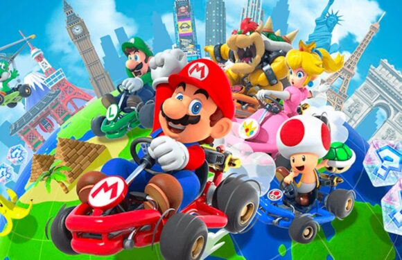 Mario Kart Tour nu beschikbaar voor iPhone en iPad