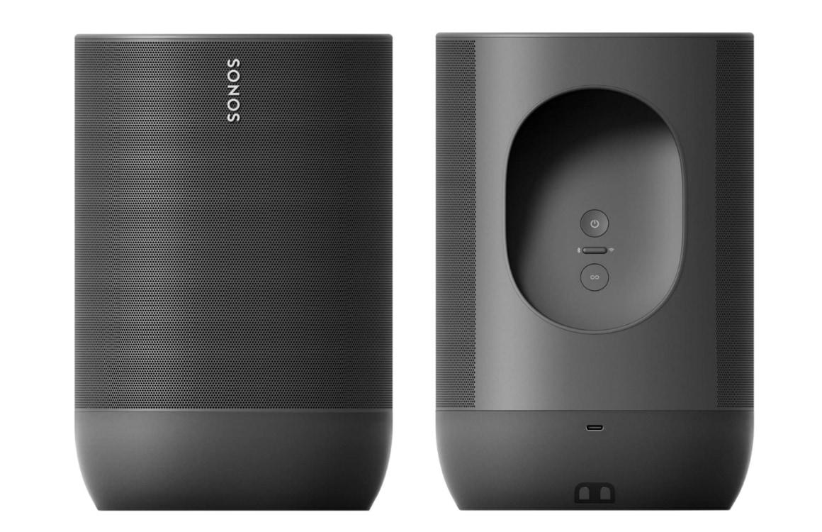 Sonos Move uitgelekt