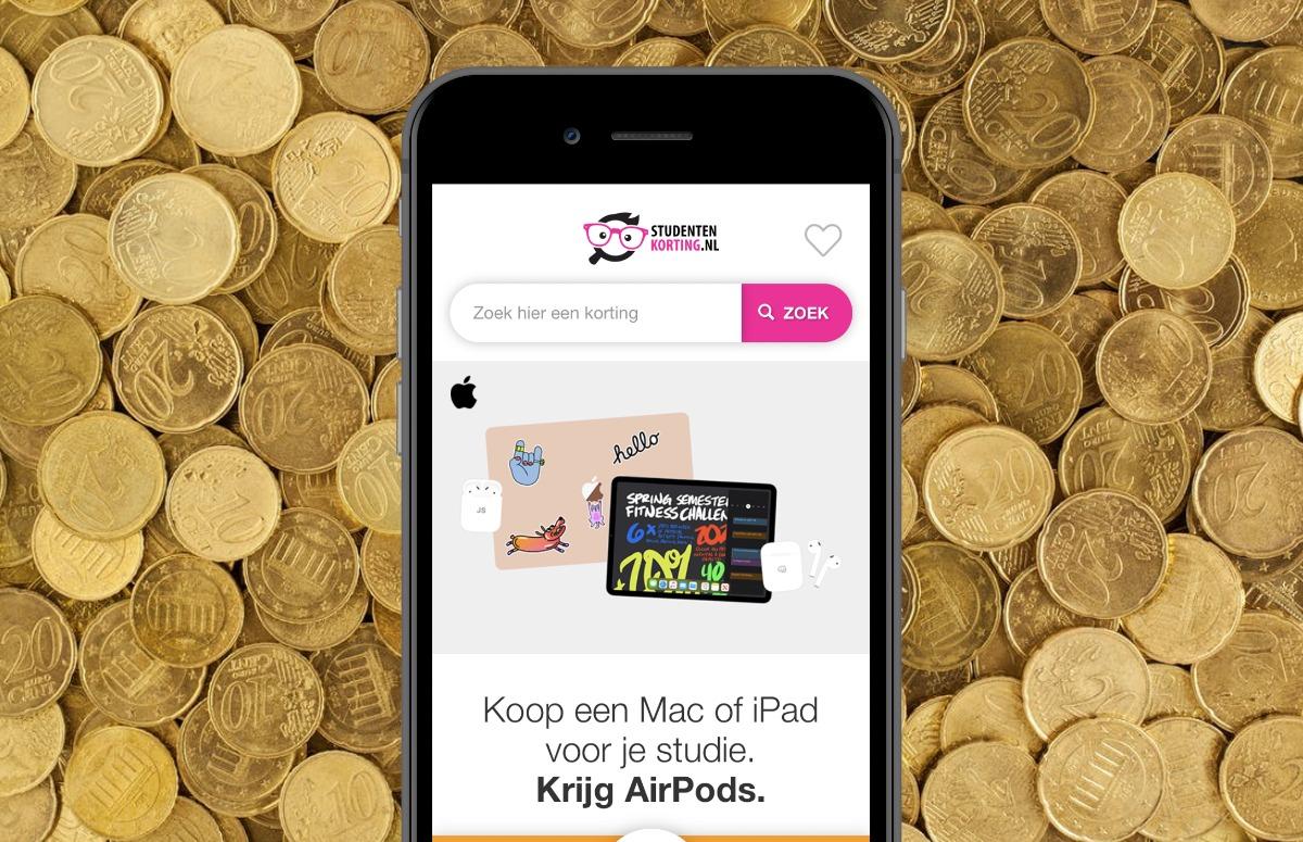 Studenten opgelet: bij deze apps krijg je studentenkorting