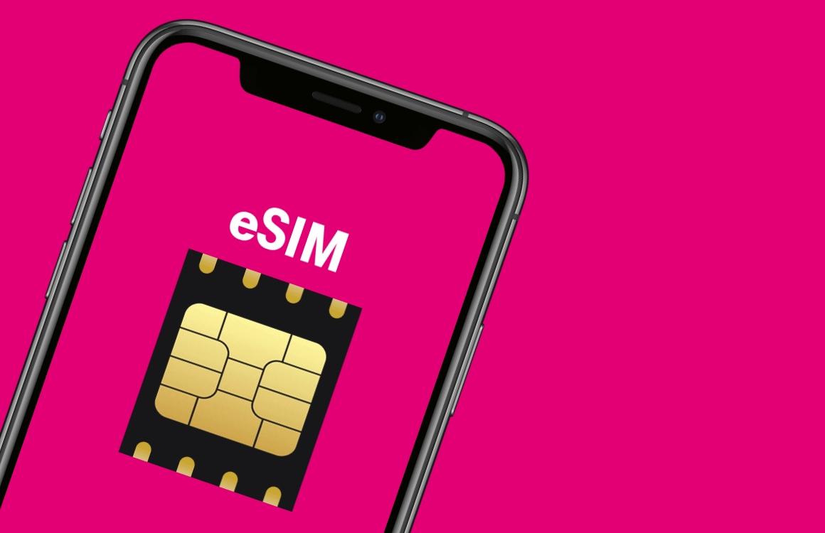 Opgelet: met e-sim van T-Mobile kan je nummer makkelijker gekaapt worden