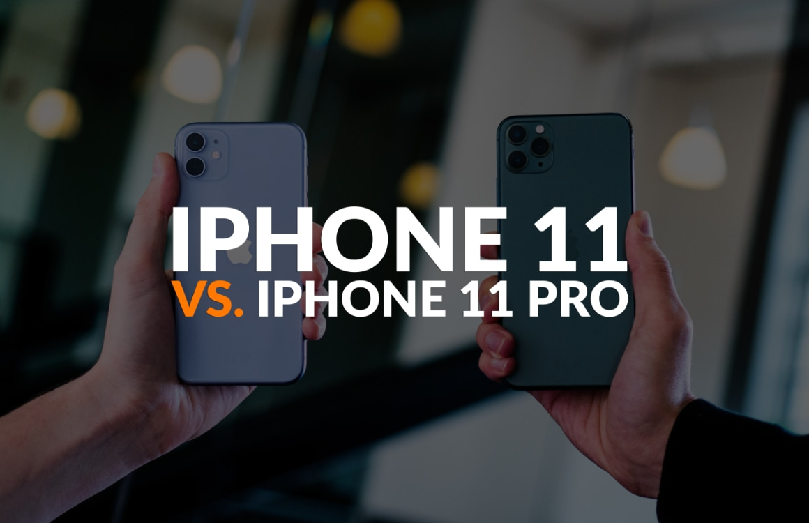 Video: iPhone 11 vs iPhone 11 Pro, welke moet je kiezen?