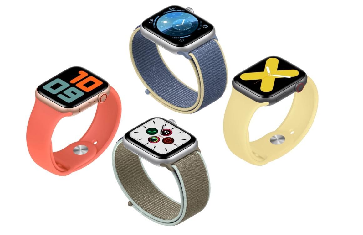 Apple Watch Series 4 vs Series 5: upgraden, of niet?
