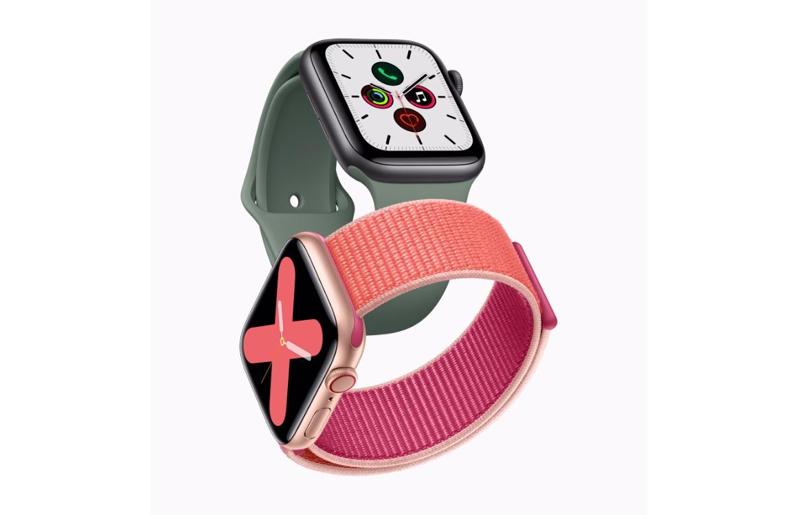 Apple Watch Series 5 officieel