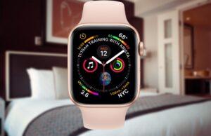 Apple Watch slaapmodus