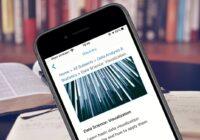 Een leven lang leren: 4 apps om na het afstuderen bij te spijkeren