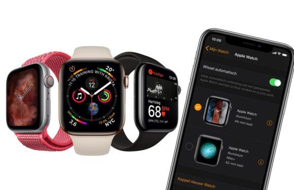 Tip: Meerdere Apple Watches met een iPhone gebruiken