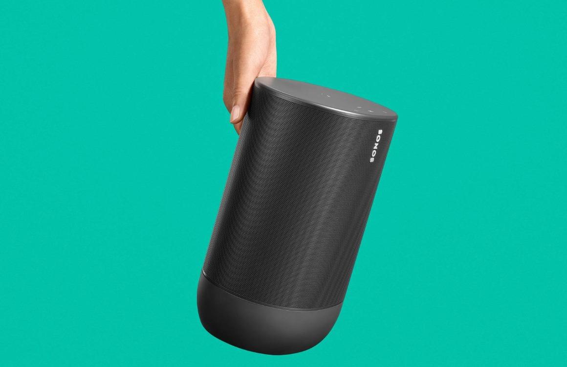 Overzicht: Alles wat je moet weten over de draagbare Sonos Move