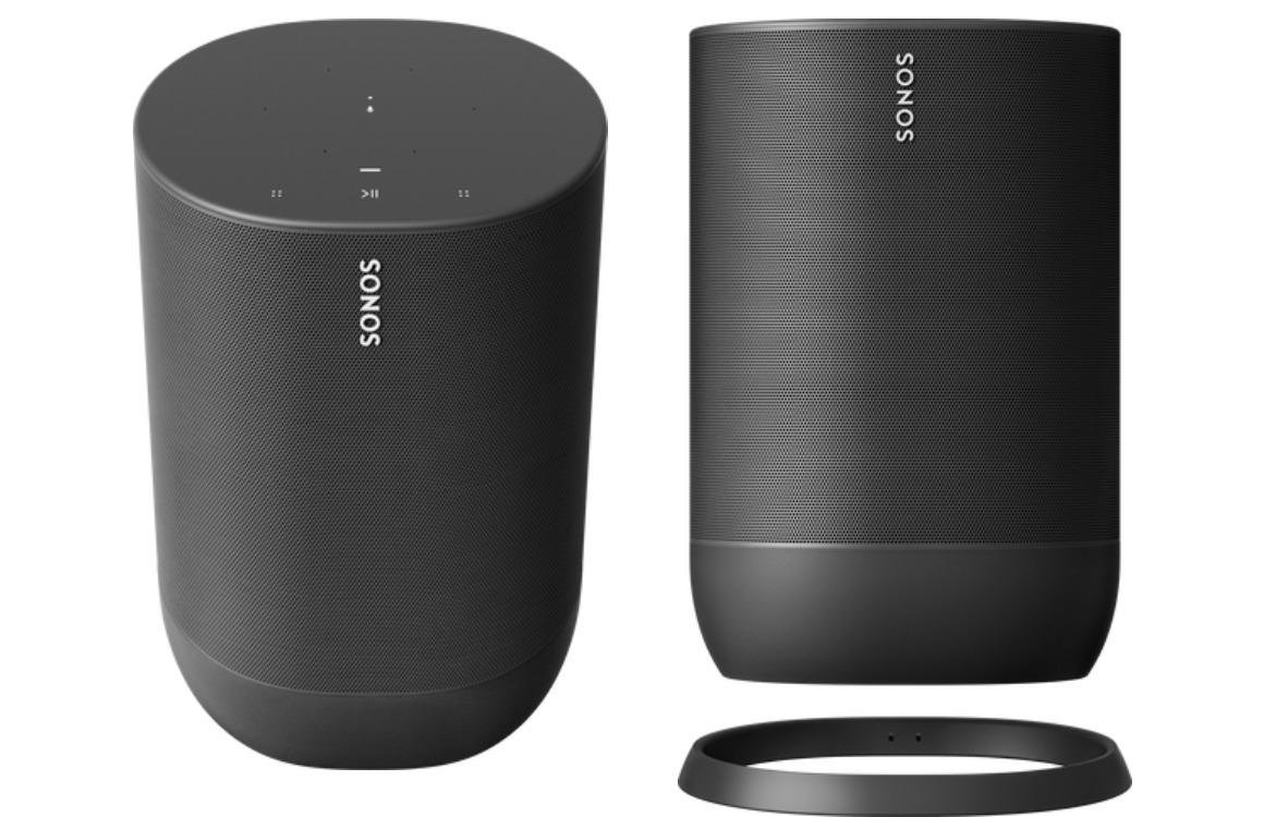 Sonos Move officieel