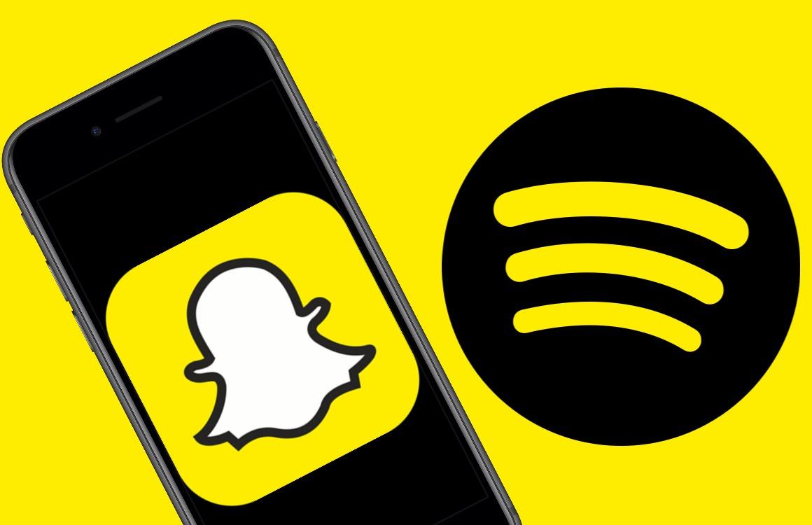 In 4 stappen Spotify-muziek aan je Snap toevoegen