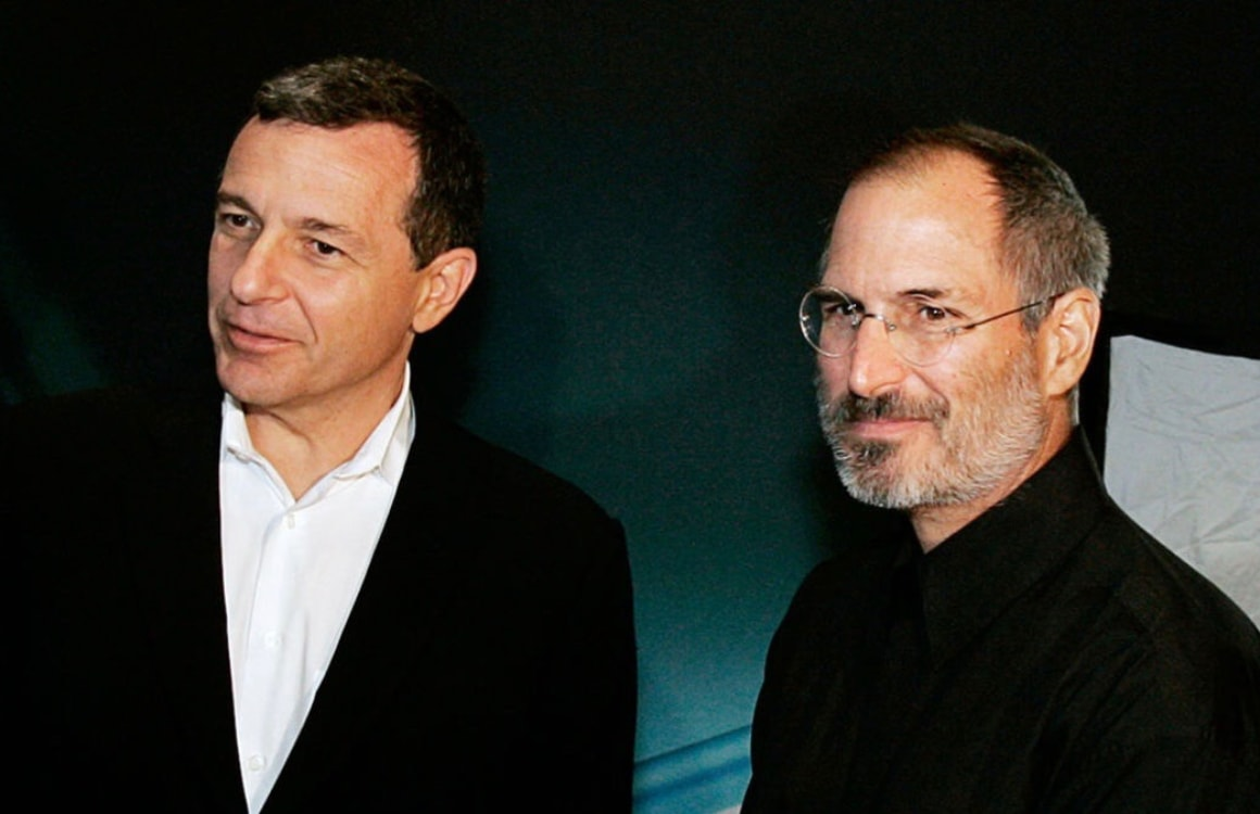 Disney CEO: 'Disney en Apple waren gefuseerd als Steve Jobs nog leefde'