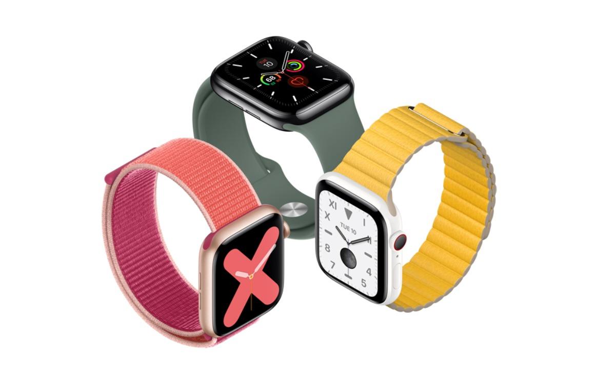 Dit is de Apple Watch Series 5: nieuwe functies, prijzen en meer op een rijtje