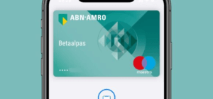 ABN AMRO Apple Pay nu beschikbaar