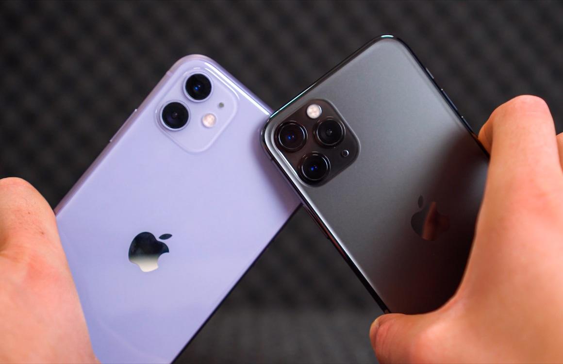Getest: 'A13-chip van iPhone 11 tot 20 procent sneller dan iPhone XS-chip'