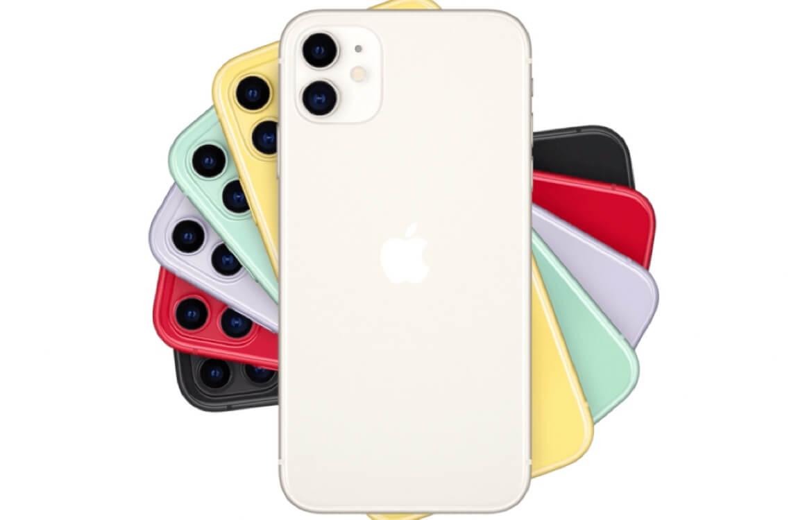 iPhone 11 onthuld: nieuw instapmodel met betere camera en meer
