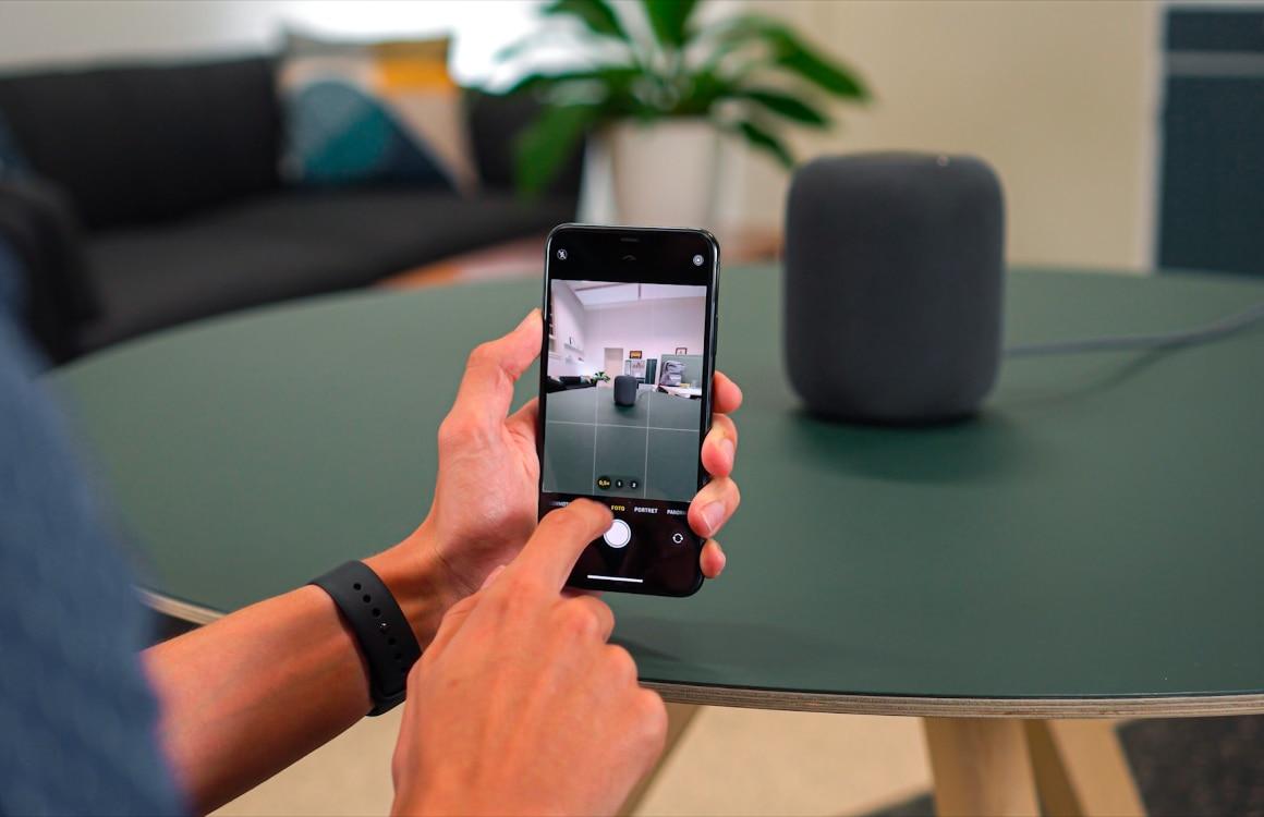 Tip: Maak een reeks foto's met de burstmode van de iPhone 11 en iPhone 11 Pro (Max)