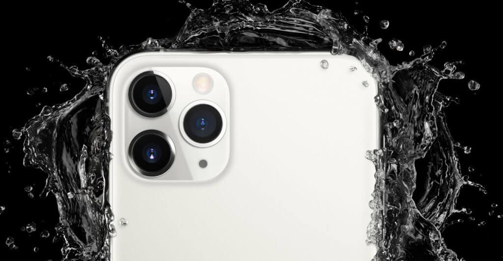 iPhone 11 Pro waterdicht