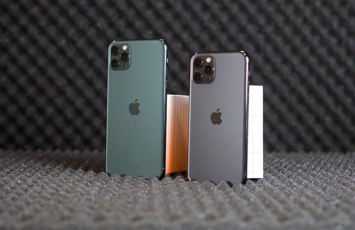 Patent: Waarom Apple een scherm in de behuizing van iPhones wil plaatsen