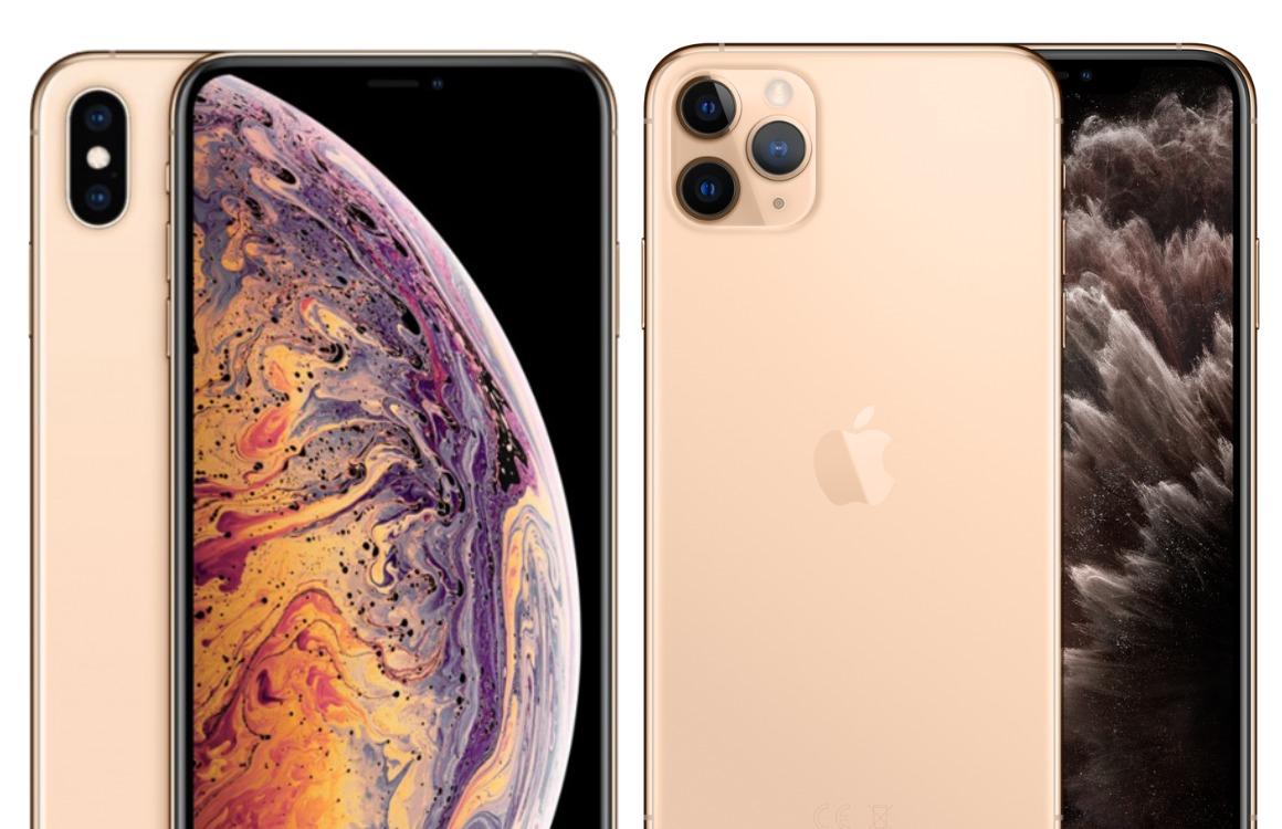 iphone 11 pro vs iphone xs camera