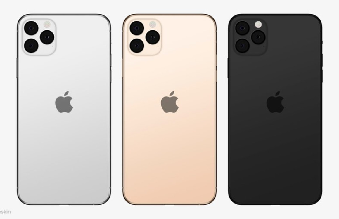 iphone 2019 apple logo