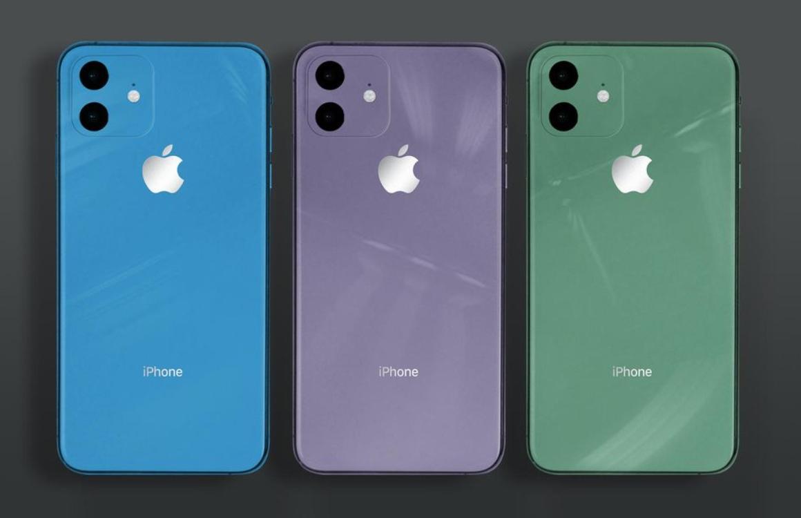 'Nieuwe iPhone krijgt Apple-logo midden op de achterkant: dit is waarom'