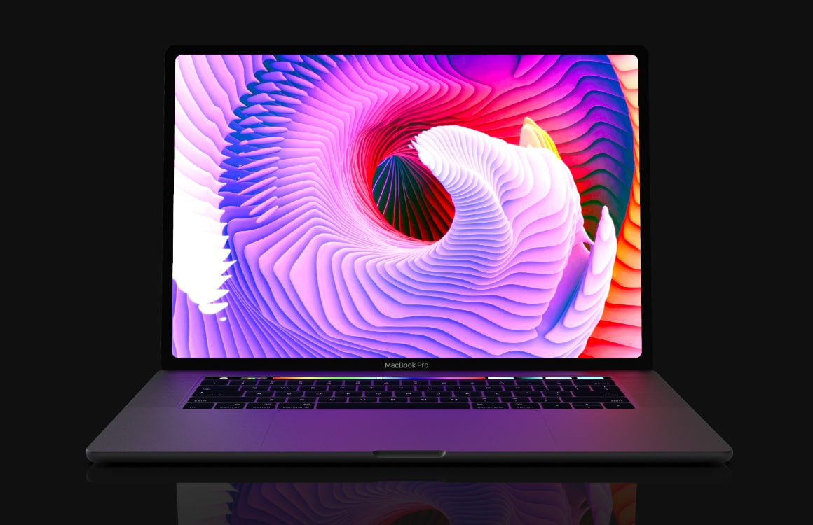 16 inch-MacBook Pro concept