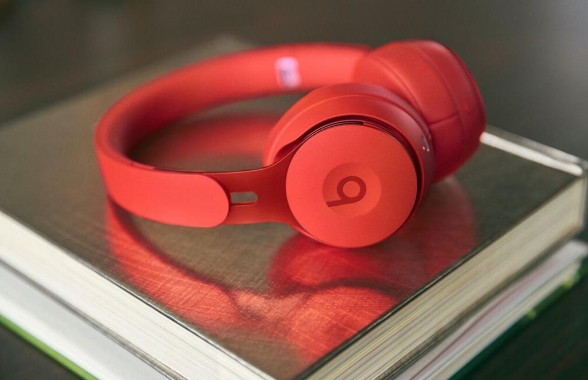 Apple brengt nieuwe Beats-koptelefoon met actieve ruisonderdrukking uit