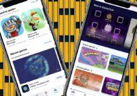 Apple Arcade versus GameClub: twee abonnementen voor iOS-games