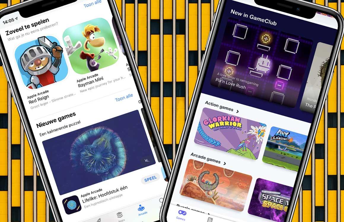 'Apple Arcade gooit roer om en gaat zich richten op populaire games'