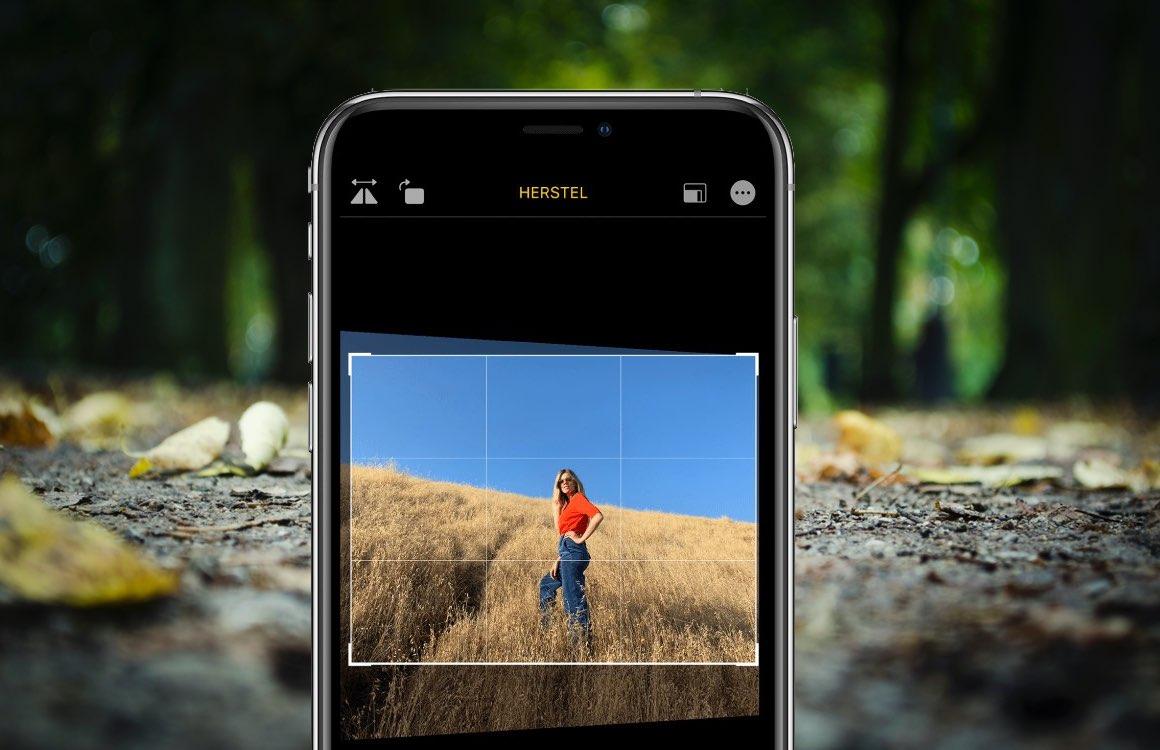 Tip: zo leg je beeld vast buiten het opnamekader met de iPhone 11 (Pro)