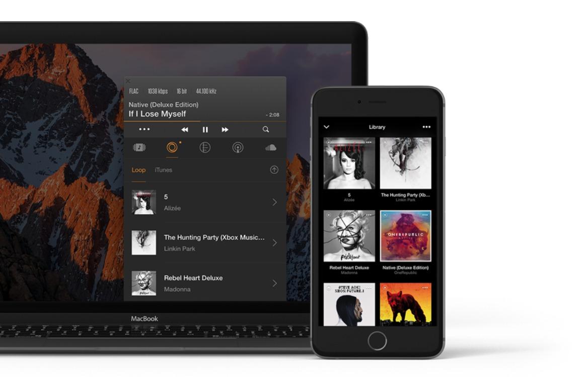 iTunes-alternatieven Vox